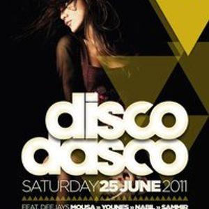 DISCO DASCO SHOW (June 2011)