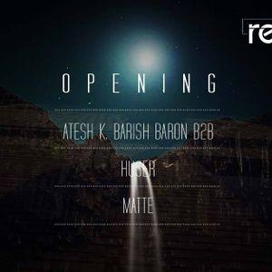 Atesh K. Live DJ Set @ Remedy - 02.02.2019