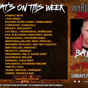 Hard Rock Hell Radio - The Fix! 19.10 17 Mar 19 - A music show for Rivets