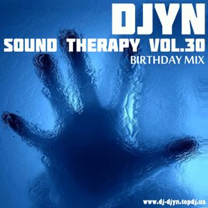 Djyn - Рresented - Sound Terapy vol.30 (Birthday Mix)