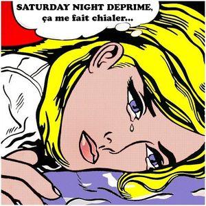 Saturday Night Deprime - Playlist Mars 2011