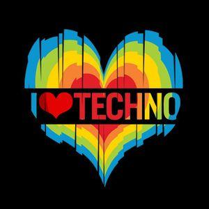 I Love Techno 2014 (mixed by Saga aka Mad T.) -