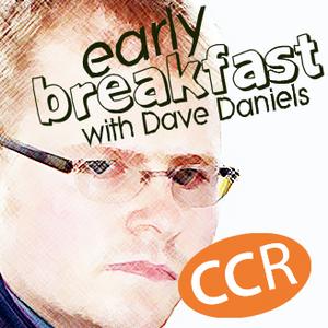 Early Breakfast - #HomeOfRadio - 09/09/16 - Chelmsford Community Radio