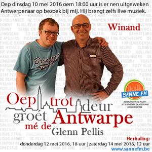 Interview Winand   Oep Trot Deur Groét Antwarpe   10-05-2016