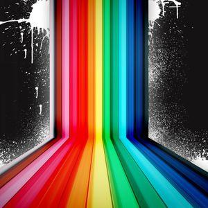 Dark Rainbows End