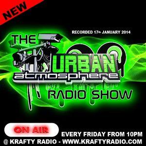 The Urban Atmosphere Radio Show (17th January 2013)