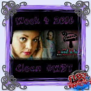 ((WEEK 4)) 2016 Clean #W3T