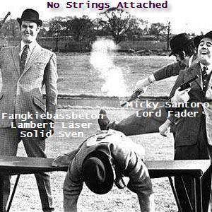 No strings attached @674fm (Folge.2)- Läser - Bassbeton - Solid Sven - Micky Santoro - Lord Fader