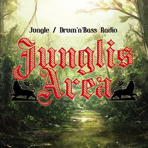 Junglis'Area Show 033 - 20161231 - NYE MMXVI Special -Bamms,Drum Army & JungleRaiders