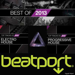 Beatport's Best of 2013 Electro & Progressive House Mix