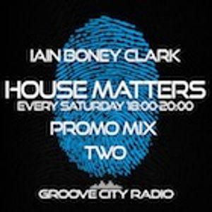 Groove City Radio 'House Matters' Promo 2