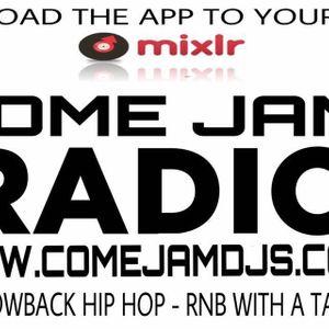 THE AFTERWORK MIX WITH DJ COREY B ON COME JAM RADIO WWW.COMEJAMDJS.COM