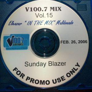DJ ELEAZAR - SUNDAY BLAZA MIX #15