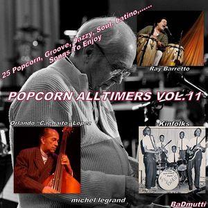 Popcorn Alltimers Mix vol 11