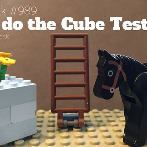 BFR989: Let's Do The Cube Test!
