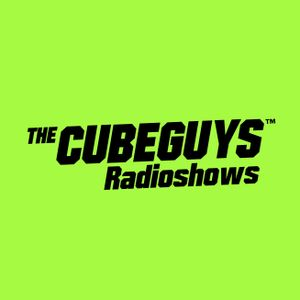 THE CUBE GUYS Radioshow AUGUST 2014