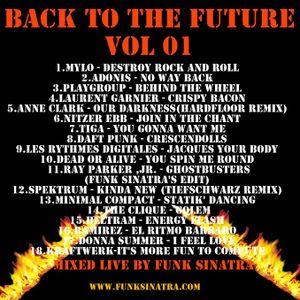 Funk Sinatra - Back to the future Vol 01