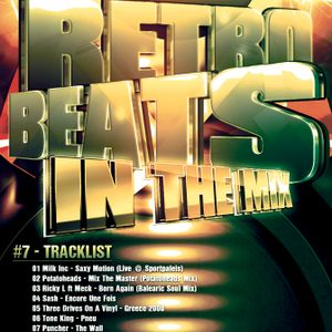 T-Bounce presents Retro Beats In The Mix - #7