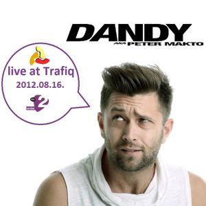 Dandy live at Trafiq, Budapest 2012.08.16.