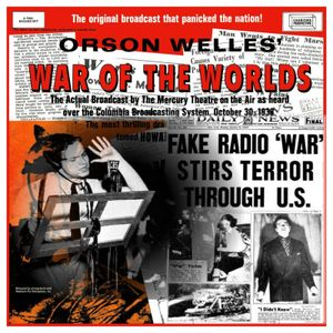 The War of the Worlds Original Broadcast