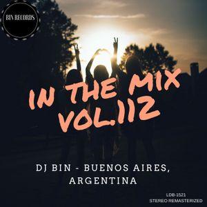 Dj Bin - In The Mix Vol.112