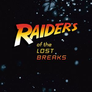 Panic Sounds — Raiders Of The Lost Breaks