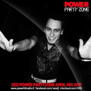 POWER PARTYZONE (April Mix)