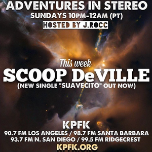 ADVENTURES IN STEREO WITH SCOOP DeVILLE