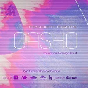 We Must Radio Show #11 - Resident Nights - Gasho