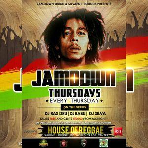 DJ Babu BossCity - JAMDOWN Reggae Mix