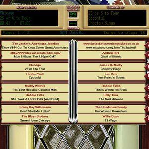 The Jacket's Americana Jukebox - Show #144