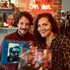 Le Mellotron: Anders with Mambo Chick // 28-11-19