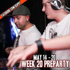 Week 20 PreParty