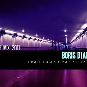 DJ Boris D1AMOND - Underground Streams 2.0 (Autumn 2011 mix)