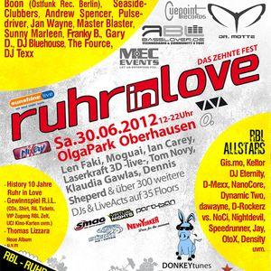 Dj Struwe & Steffy de Martines LIVE auf Basslover