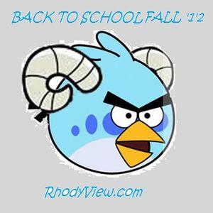 RhodyView Back to School Fall '12
