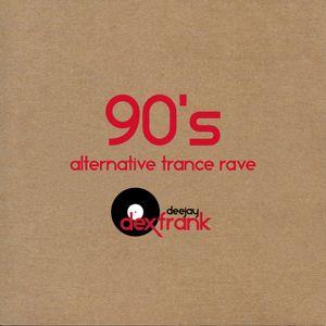 90s alternative & trance & rave