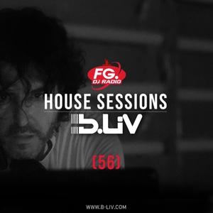 B-LIV - RadioShow 56 @FG DJ Radio USA-Méx / Radio Ettlingen Berlin