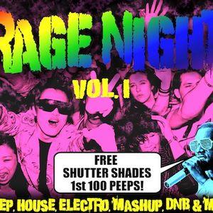 Rage Night Vol. 1 Live Set
