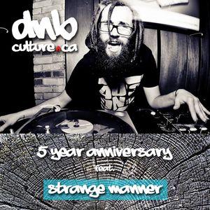 Strange Manner - DnB Culture 5 year anniversary mix