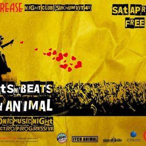 DJ 29-FEB - Hearts n' Beats @ Grease 5/4/2014