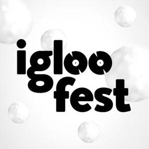 Claire - Igloofest 2014/02/01