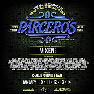 Vixen BPM Festival 2017 Parceros Party 3Deluxe Records Full Set