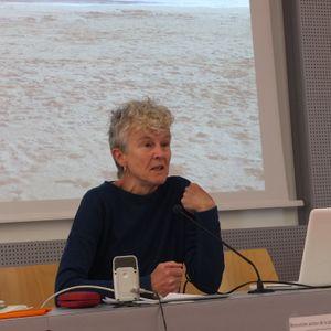 Master class poésie numérique avec Annie Abrahams