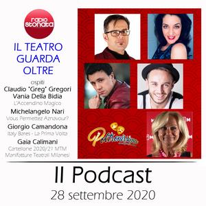 Poltronissima 6x02 28.09.2020 – Greg – V. Della Bidia – M. Nari – G. Camandona – G. Calimani