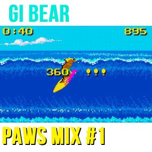 Gi Bear - Paws in Mix #1