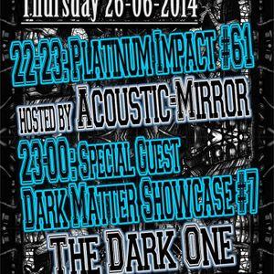 26-06-2014Dark Matter Showcase #7 by The Dark One on Gabber.fm