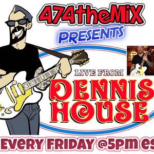 Live From Dennis' House (07.28.17) Todd Rundgren Interview