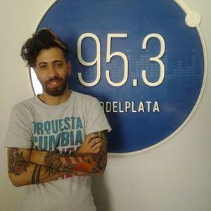 """""""Viaje acústico"""" en 95.3 Radio Mar del Plata - Salomar"""