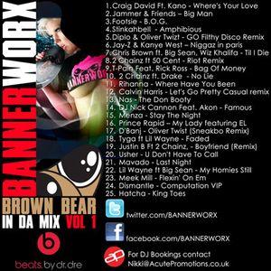 BROWN BEAR In Da Mix Vol.1